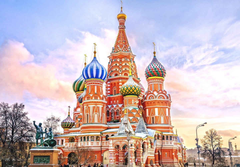 Estate 2019: Russia!