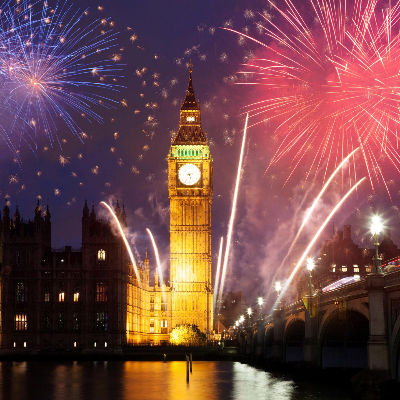 Capodanno 2020: Londra; Parigi!