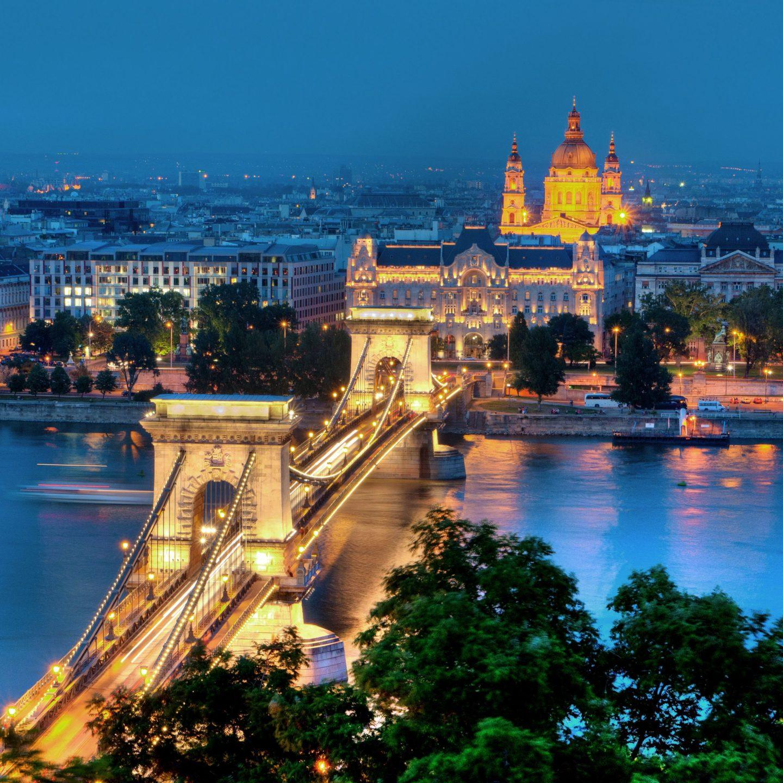 Capodanno 2020: Budapest!