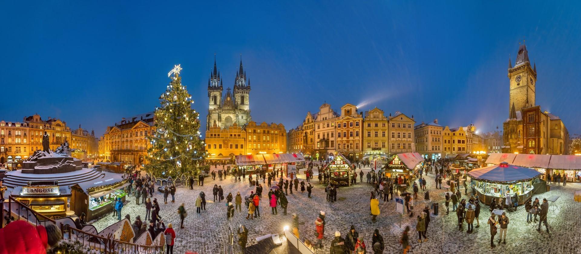 Capodanno 2020: Praga!