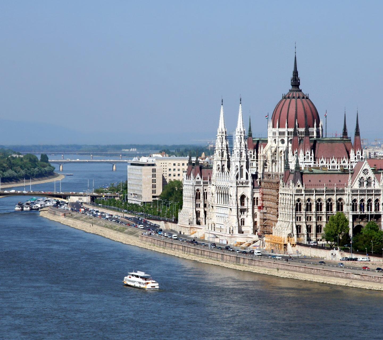 Estate 2019: Praga-Vienna-Budapest!