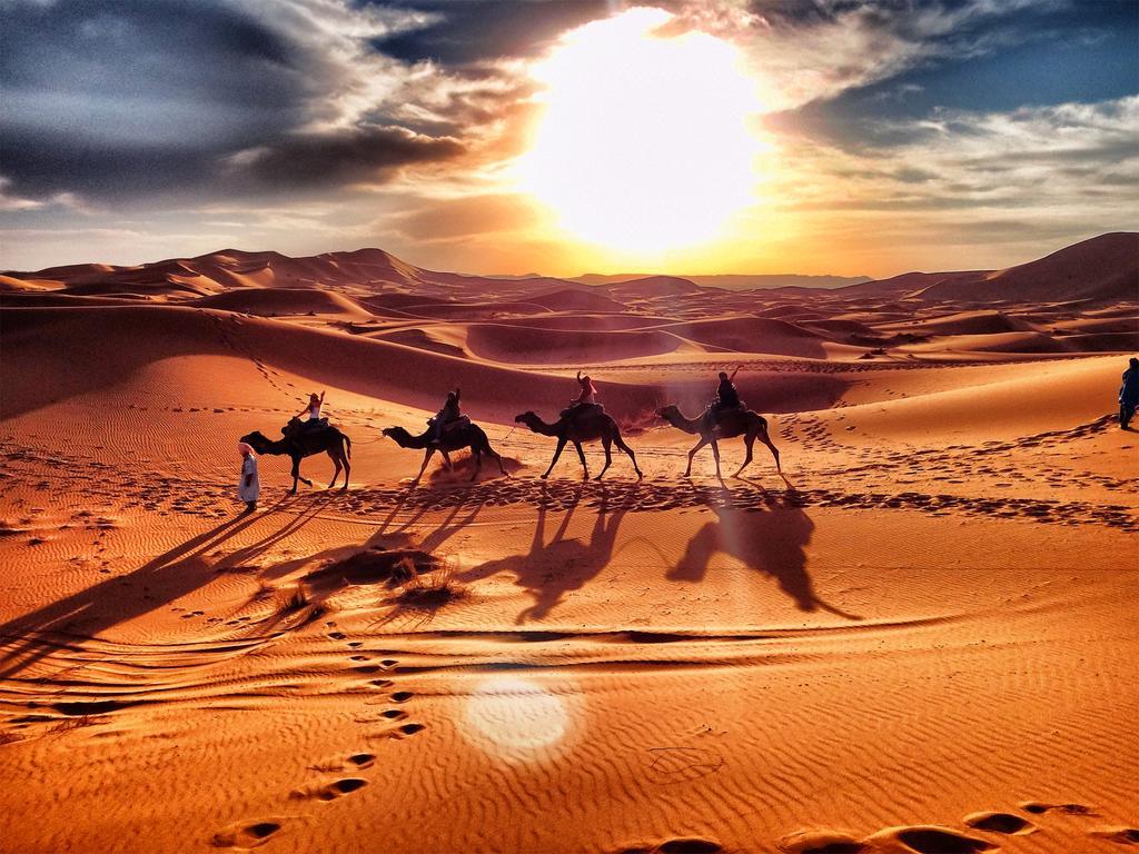 Pasqua e Primavera 2020: Dubai e Marocco!