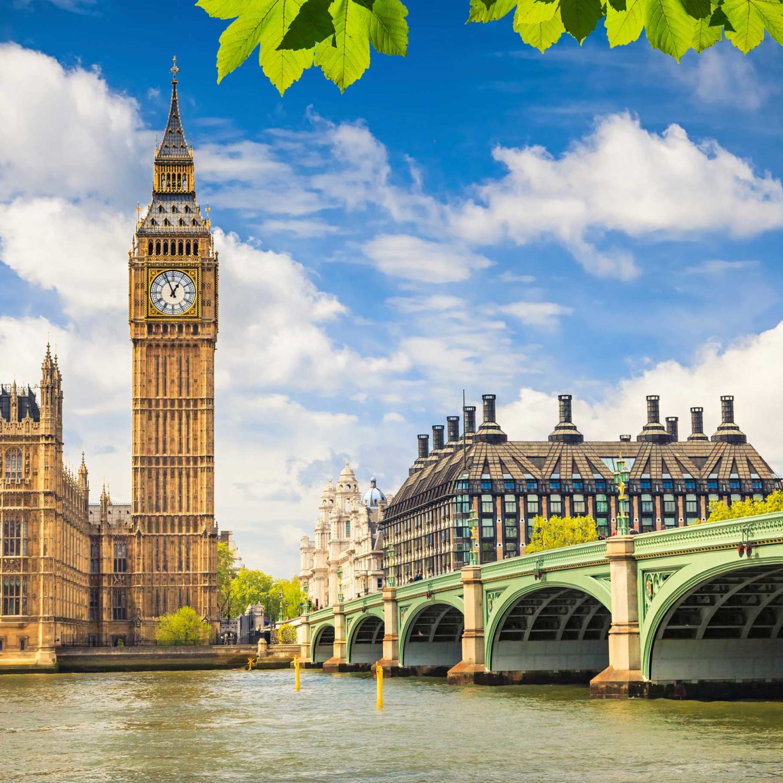 Pasqua 2020: Londra!