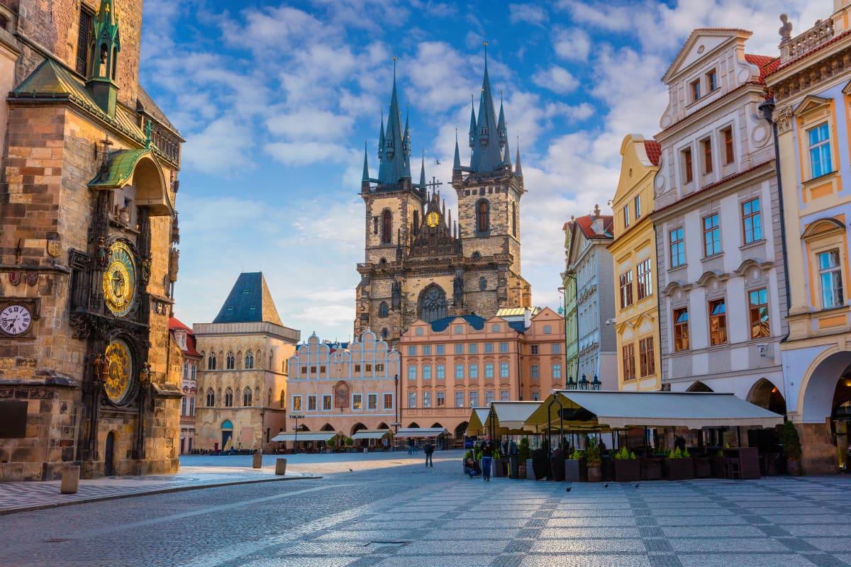 Pasqua 2020: Praga!