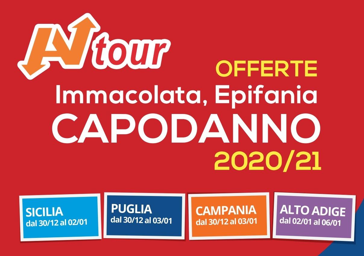 Immacolata CAPODANNO Epifania 2020/21