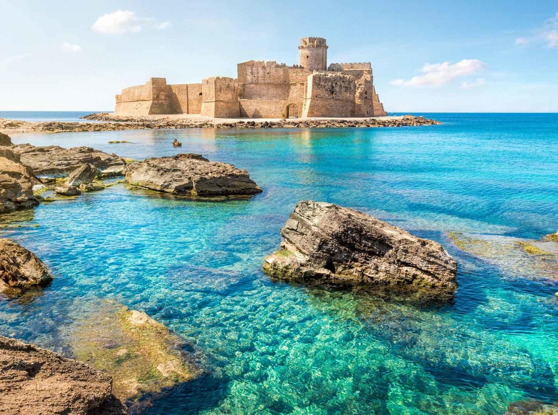 Novità: mare Calabria