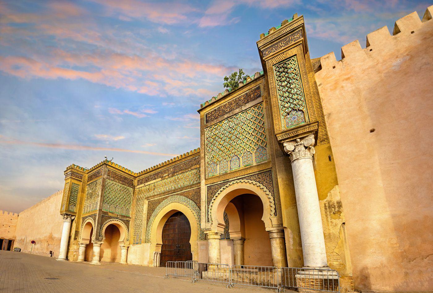 Capodanno: Andalusia; Marocco!