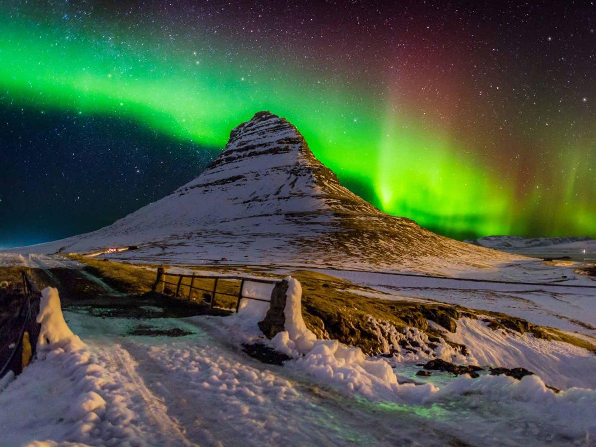 TOUR ISLANDA WINTER e Nord Europa!