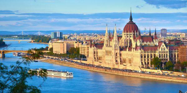 Pasqua 2020: Budapest!