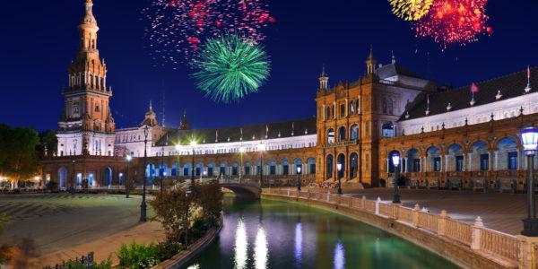 Capodanno 2020: Barcellona; Andalusia!