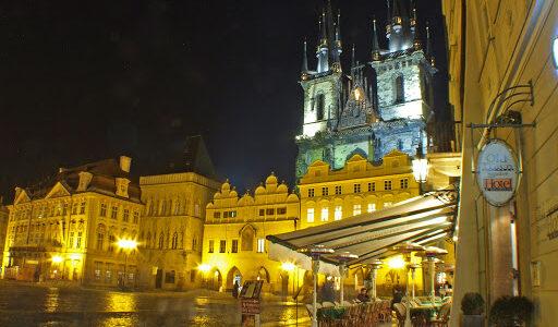 Capodanno Praga!